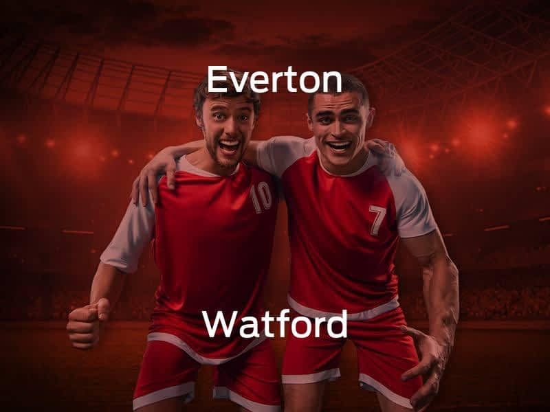Everton vs. Watford