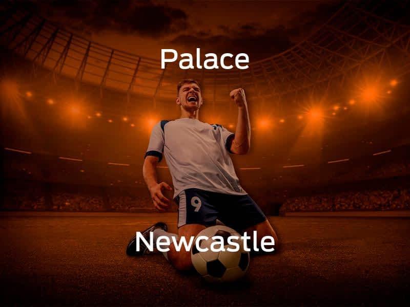 Crystal Palace vs. Newcastle United