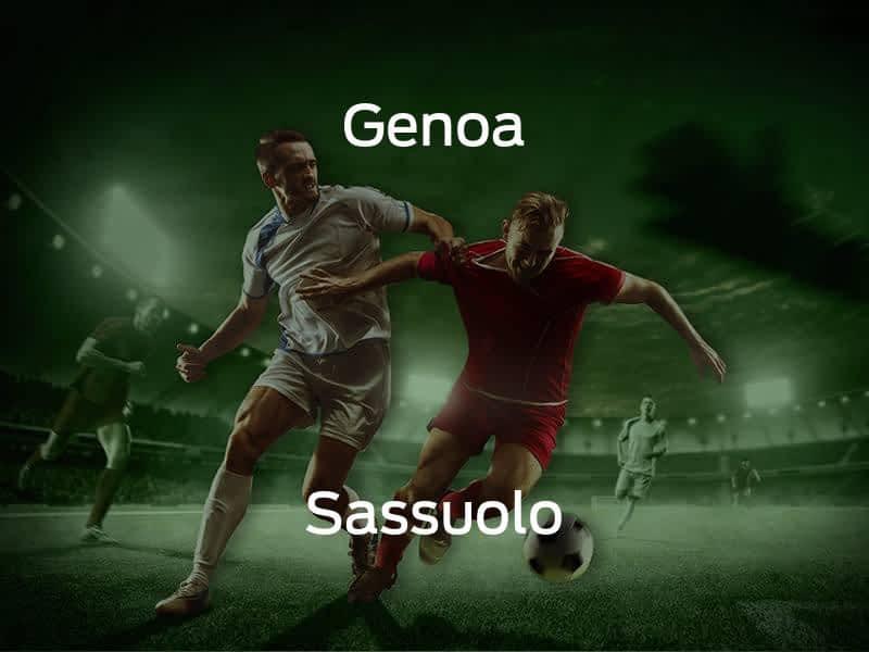 Genoa vs. Sassuolo