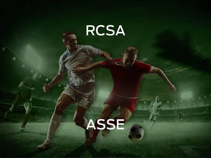 RC Strasburg vs. Saint-Étienne