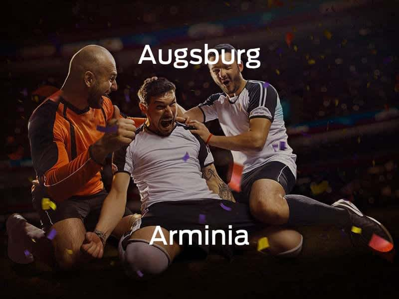 Augsburg vs. Arminia Bielefeld