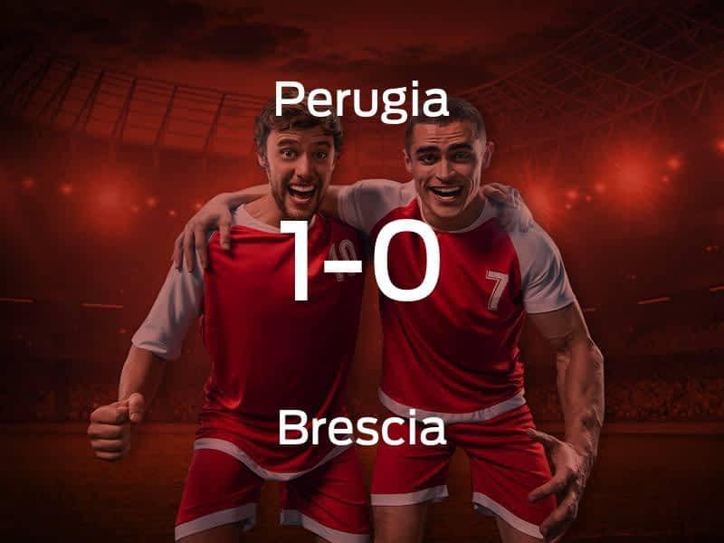 Perugia vs. Brecia Calcio