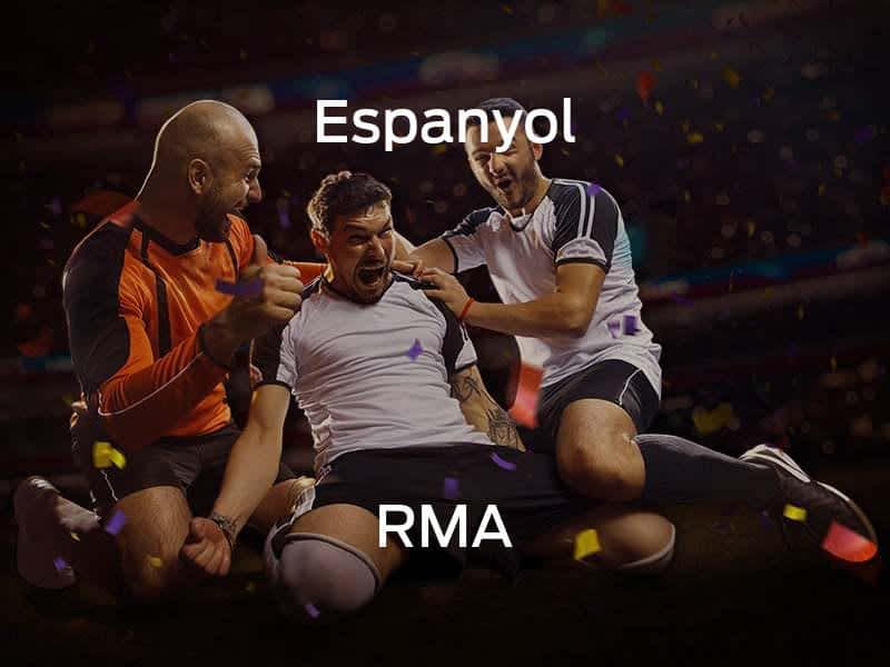 Espanyol vs. R Madrid