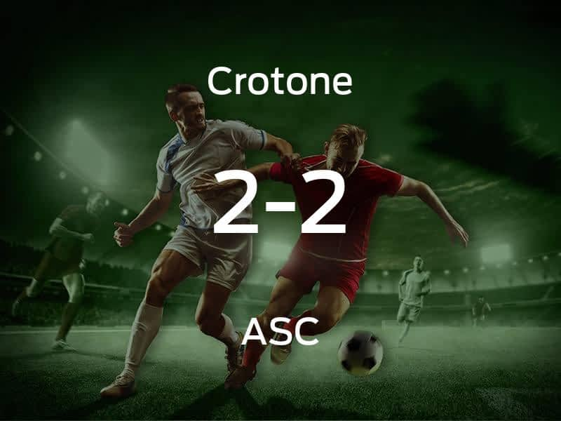 Crotone vs. Ascoli